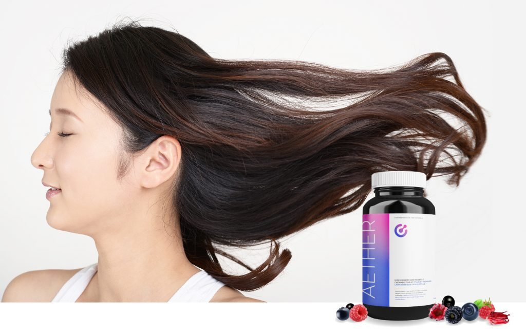 Aether For Long Healthy Hair