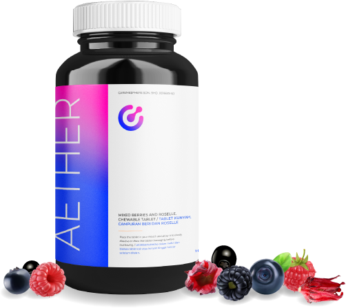 Aether Super Vitamins for Your Hair